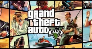 GTA Grand Theft Auto V for PC Free Download