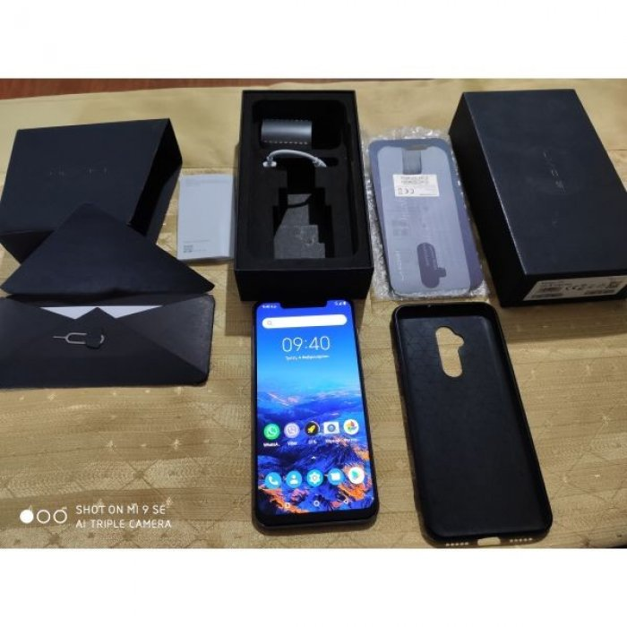 UMIDIGI Z2 6gb 64gb+κάρτα μνήμης Samsung 64gb