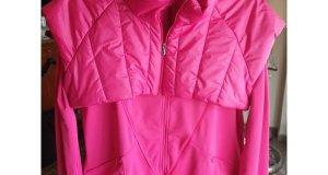 Adidas ζακέτα & puffer crop jacket  Μέγεθος XL