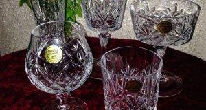 Ποτήρια Cristal D'arques BEAUGENCY.