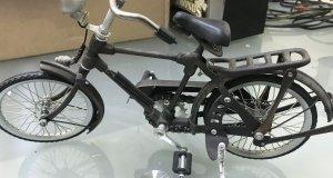 ποδηλατο μεταλλικο μινιατουρα