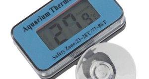 Ψηφιακο Αδιαβροχο Θερμομετρο Ενυδρειου