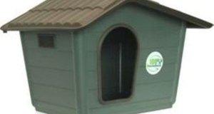 Σπίτι σκύλου πλαστικό, Small 60 x 50 x 41 cm
