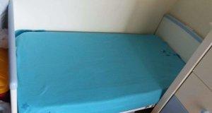 Κούνια - κρεβάτι μεταχειρισμένο