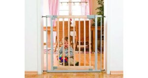 2 Ξύλινες πόρτες ασφαλείας για παιδιά-Indowoods Lola