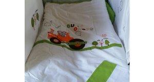 Σετ προίκας Μωρού 3 τμχ Das Home Baby Line Embroidery 6161