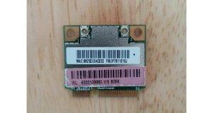 Κάρτα δικτύου WLAN/BLUETOOTH για Laptop Toshiba Satellite C660D-101