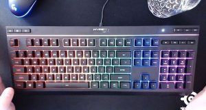Gaming Keyboard(HyperX Aloy Core Rpg)
