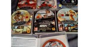 Πωλούνται 6 παιχνίδια Playstation 3 σε αριστη κατάσταση μαγκες επειδή μενω Σύρο θα σας τα στειλω με ταχυδρομική