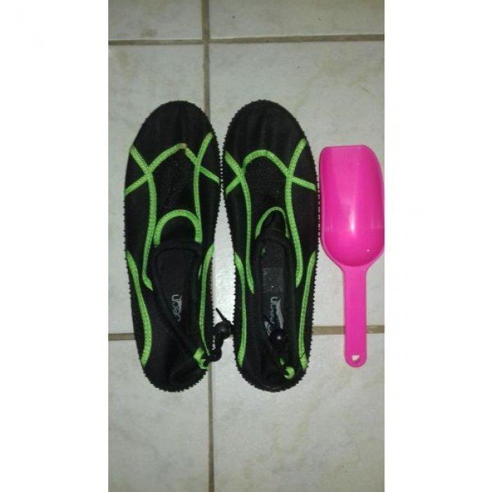 Παπούτσια θαλάσσης και ποδηλασίας