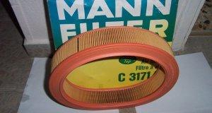 MANN C 3171-1 - ΦΙΛΤΡΟ ΑΕΡΟΣ - AIR FILTER FORD OLTIMER TAUNUS 20M - OPEL ASCONA B-MANTA B-REKORD E1