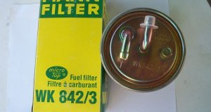 MANN WK 842/3 - ΦΙΛΤΡΟ ΚΑΥΣΙΜΟΝ - FUEL FILTER VW-SEAT-HONDA-FORD-HONDA-ROVER-MG-LAND ROVER