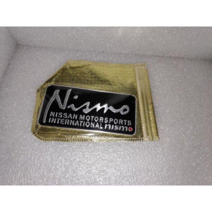 Αυτοκολλητο Αυτοκινητου NISMO MOTORSPORTS