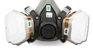 3Μ Το επαναχρησιμοποιούμενο αναπνευστήρας Half Facepiece Reusable προσφέρει ευελιξία σε πολλά περιβάλλοντα και εφαρμογές που παρέχουν προστασία από σωματίδια