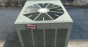RUUD Επαγγελματικά κλιματιστικά Αεραγωγού