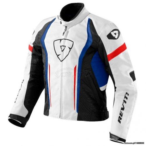 Revit μπουφαν moto textile