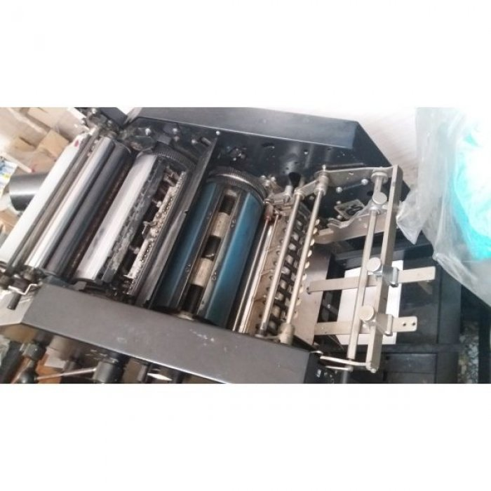 AB Dick 9810 XCS 1-Color Offset Press
