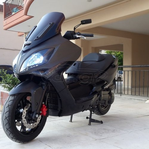 Kymco Xciting 300 R XCITING 300R '15