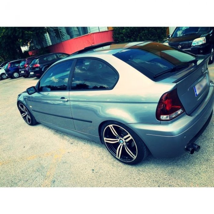Bmw e46 compact m-packet