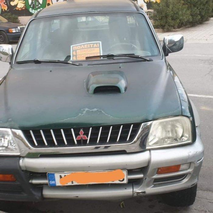 Πωλείται Mitsubishi L200 '02 4x4 Turbo