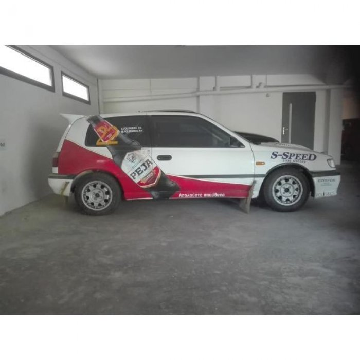 Nissan Sunny GTI-R group N