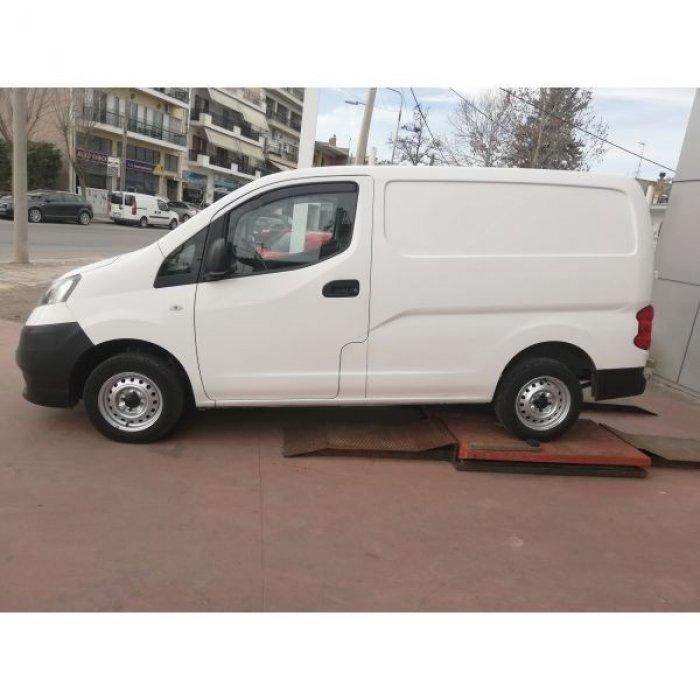 NISSAN NV200 '13 1500cc 120.000Km AC Full Extra Diesel Euro 5 110Hp