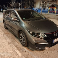 honda civic tourer 1.6 diesel